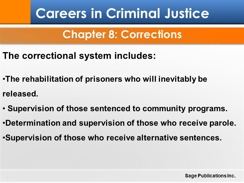 criminal justice and corrections Criminal justice (academic discipline) — encyclopedia britannica criminal justice, interdisciplinary academic study of the police, criminal courts, correctional.