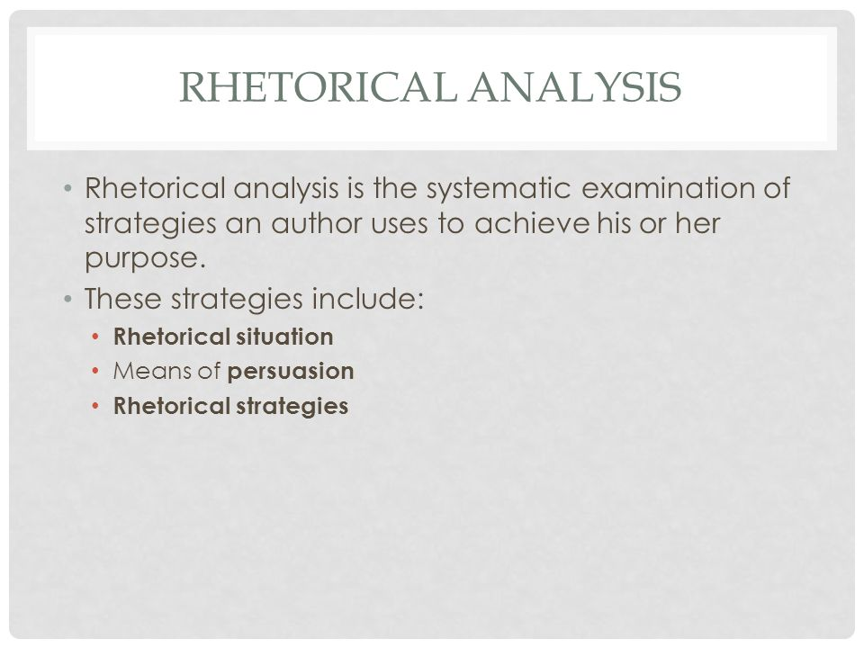 kings rhetorical analysis Rhetorical techniques for negotiating ideologies an analysis of dr martin luther king jr's a time to break silence frank sholedice december 2006.
