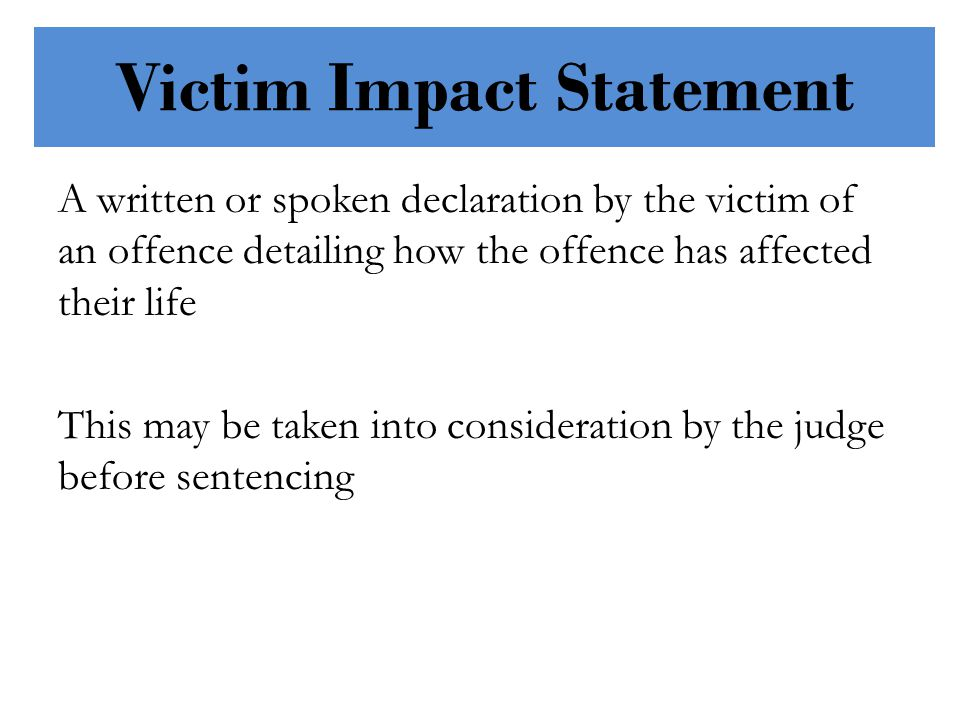 Stanford sexual assault case: victim impact statement in full