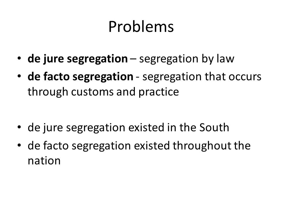segregation and segregation laws As segregation tightened and racial oppression escalated across the us, black leaders joined white reformers to form the national association for the advancement of colored people (naacp).