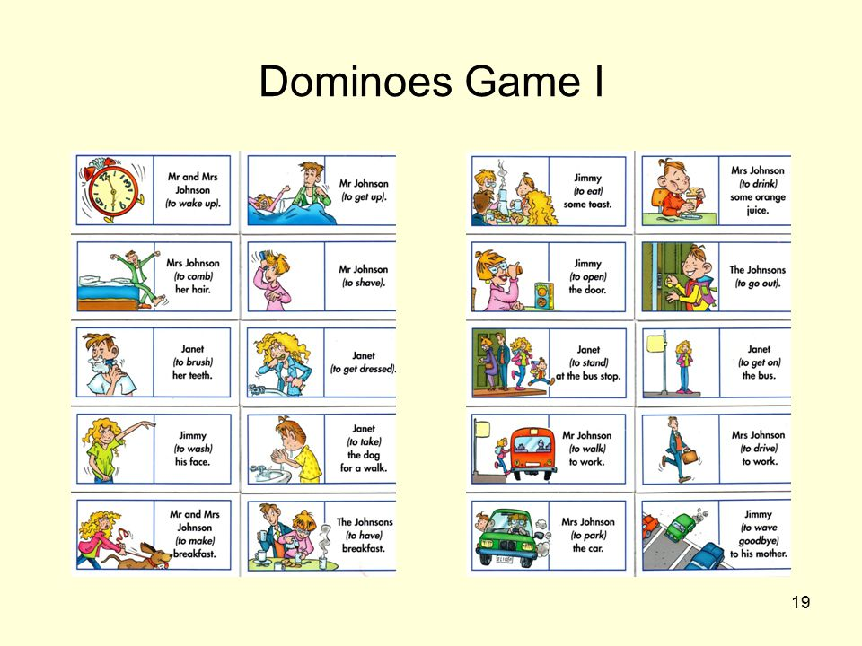 Dominoes Game I