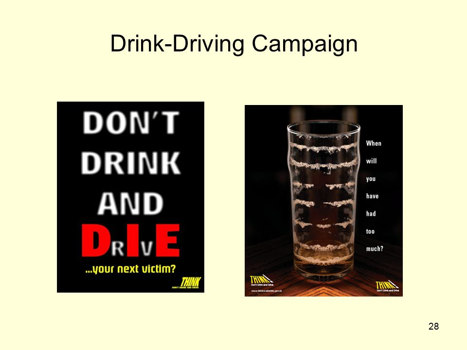 Drink-Driving Campaign