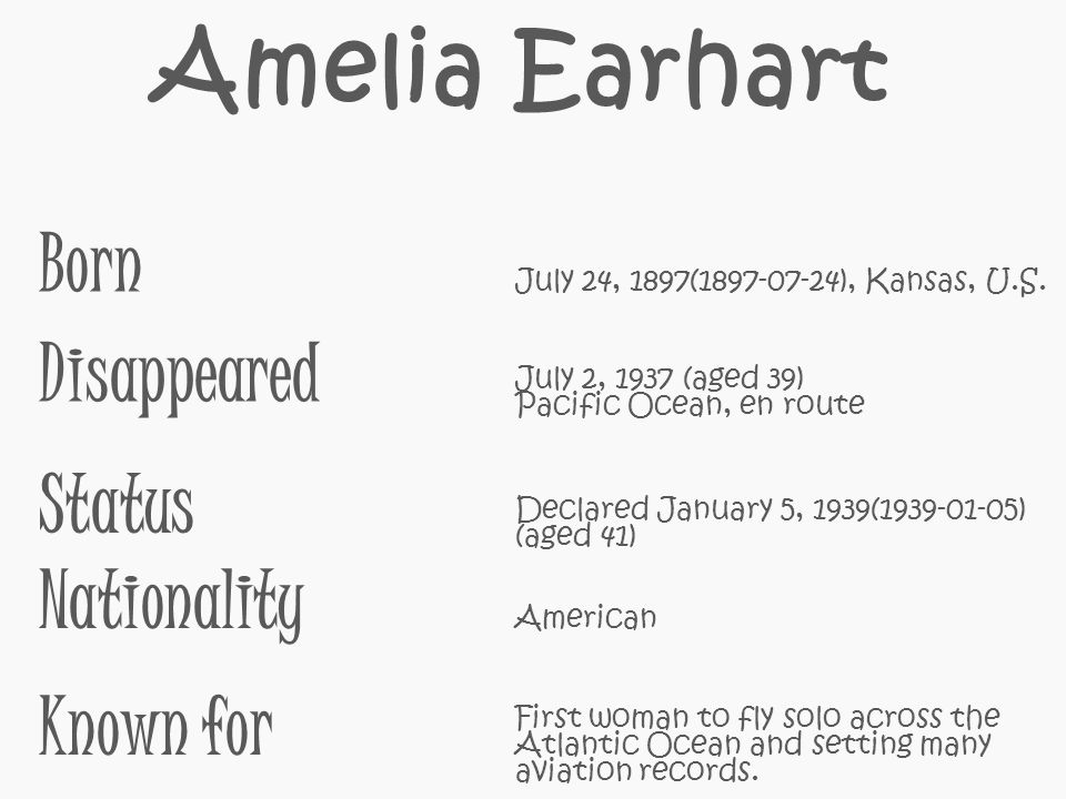 amelia earhart essay introduction Amelia earhart elementary school writing writing links- #115 she also included a brief introduction and conclusion voice.