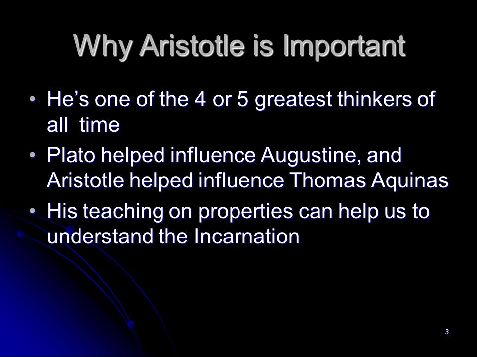 plato and aristotle influence augustine and aquinas Unlike aristotle (who was however a major influence upon neither aristotle nor plato of misunderstanding the teleological argument, particularly aquinas.