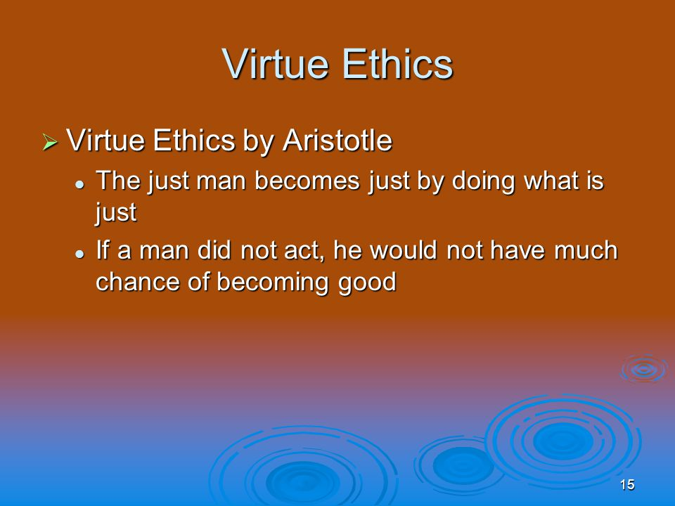 aristotle the good for man pdf