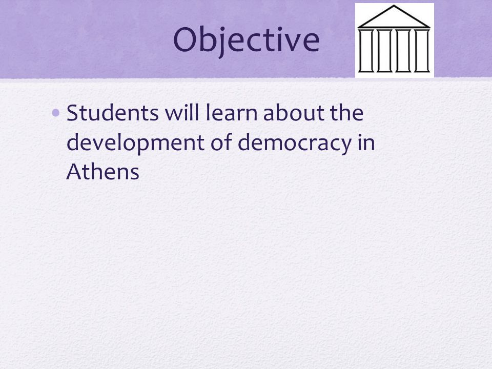 a description of the development of democracy in athens Evolution of democracy in ancient greece it was around 500 bce when democracy developed in athens direct participation in the development of laws.