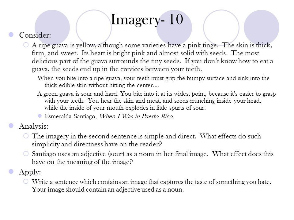 Imagery voice lessons ppt video online download 20 imagery ccuart Image collections