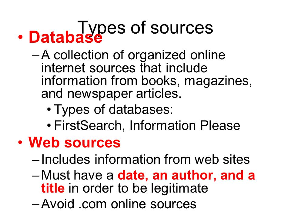 types of databases essay Types of database users database administrator (dba): if you are the original writer of this essay and no longer wish to have the essay published on the uk essays website then please click on the link below to request removal.