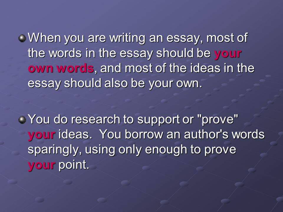 should you use quotes in a research paper Integrating quotes and paraphrases in research papers if you lack personal experience in a subject, you will turn to sources to learn what you need to.