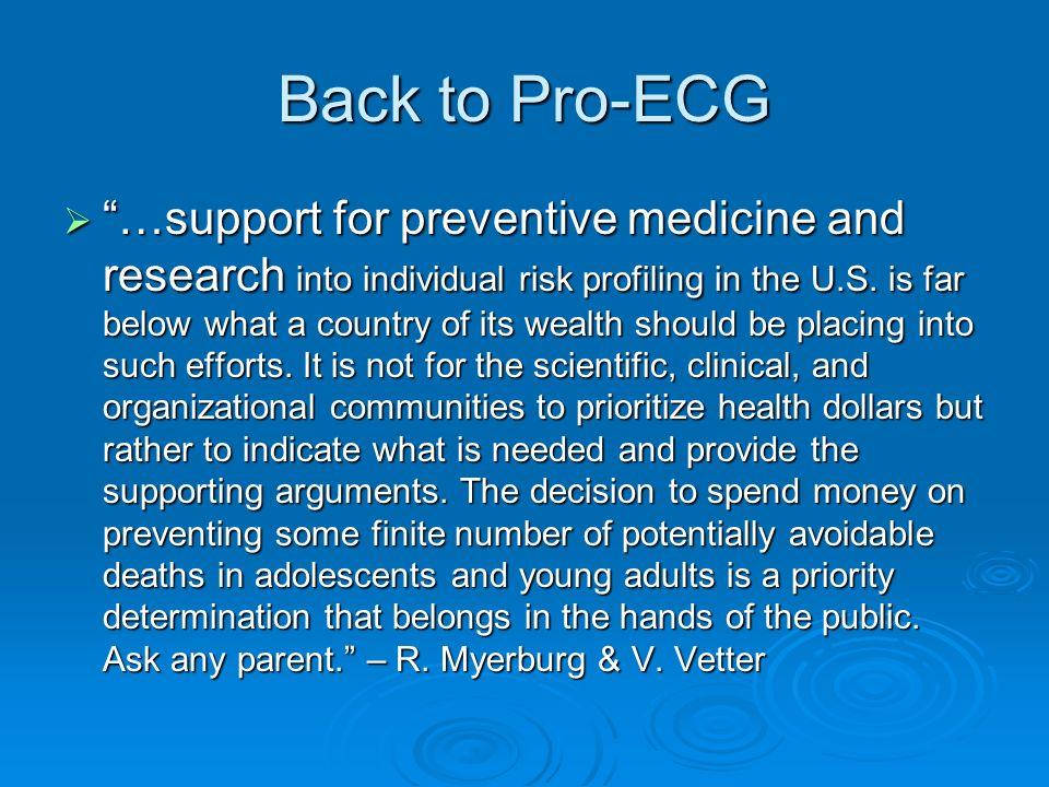 Back to Pro-ECG