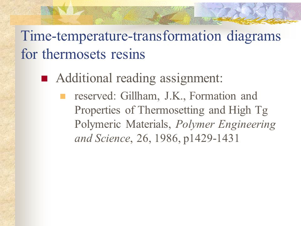 Textile structural composites ppt download 92 time temperature transformation diagrams ccuart Gallery