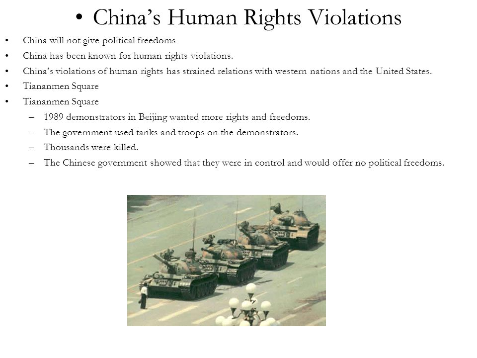 human rights violations in china essay Human rights violations essay amnesty international human rights violations and human rights watch is a in china photo essay on animal rights.