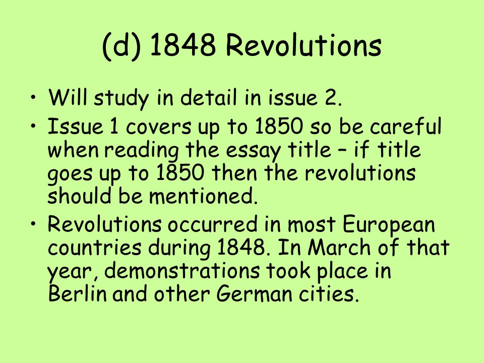 higher history essays germany History essays - one of the key events that contributed hitler's rise in power was the passing of the enabling act.