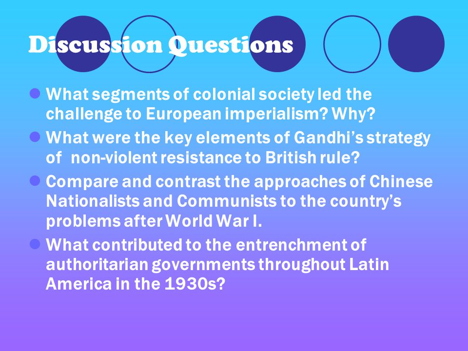 The manifestation of authoritarianism in latin american history