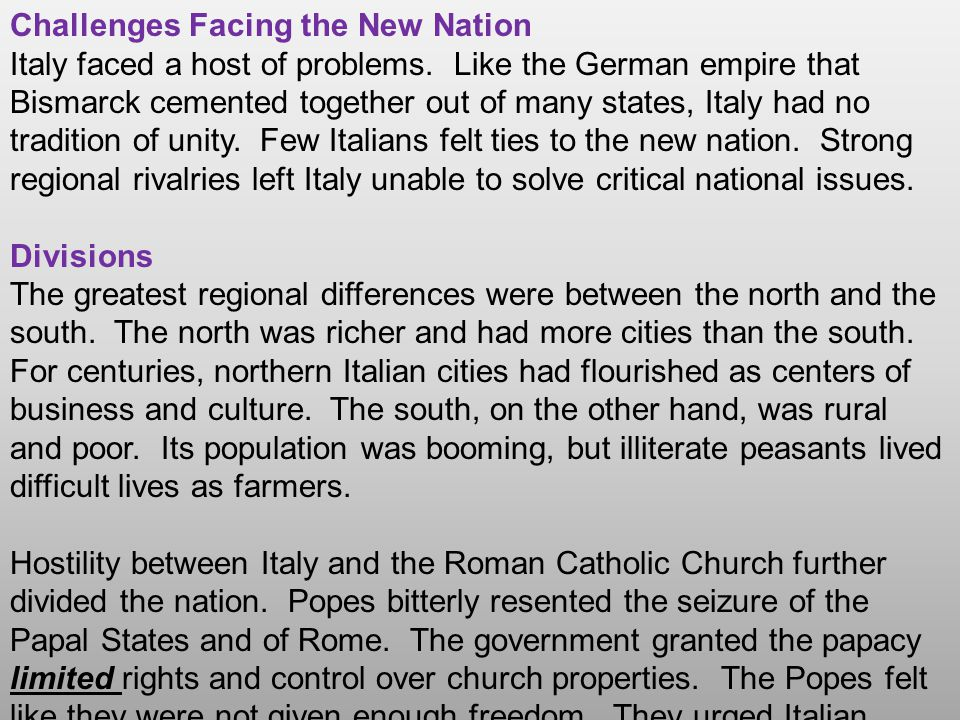 Chapter 10 Nationalism Triumphs in Europe - ppt download