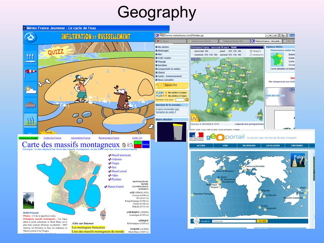 Geography 37