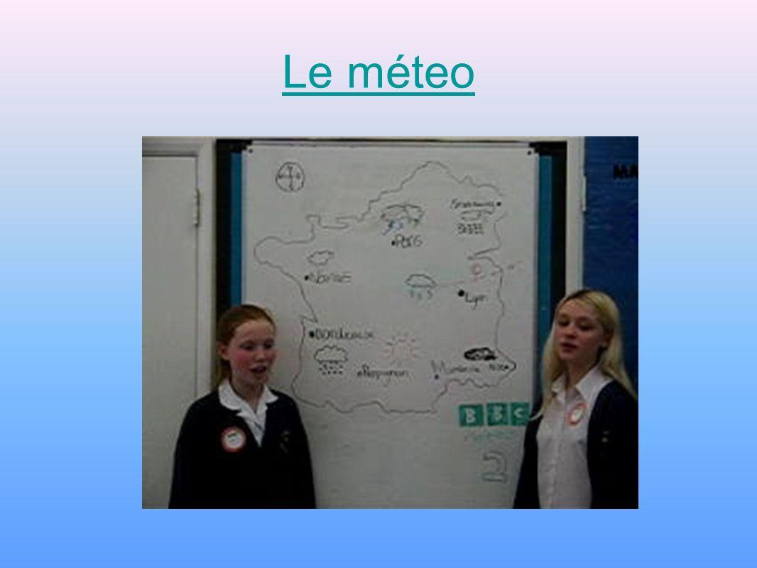 Le méteo Jo's mixed age class.