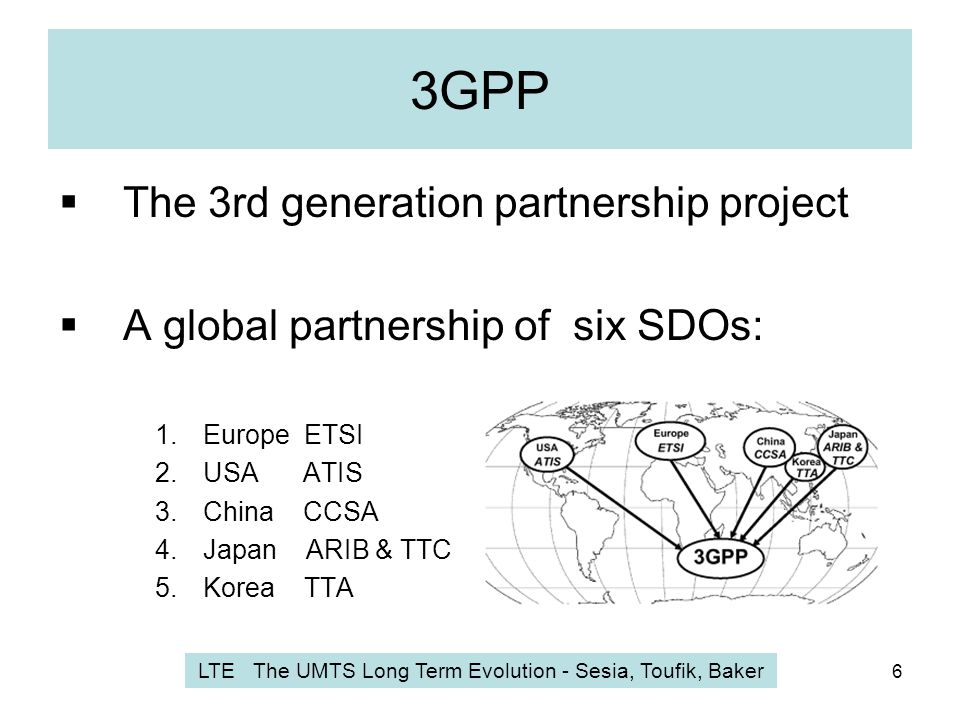Long Term Evolution and its security infrastructure - ppt download