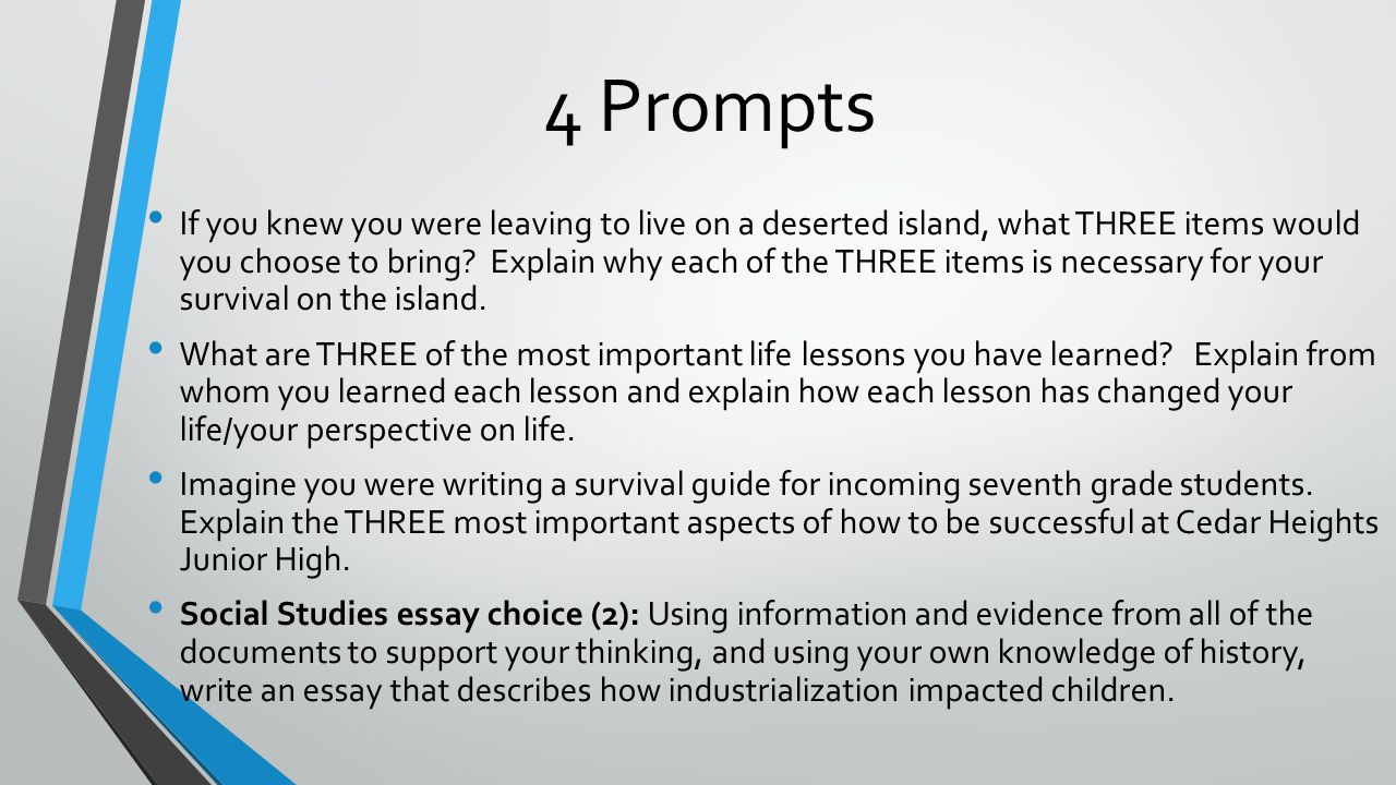 exposition informative essay ppt  2 4