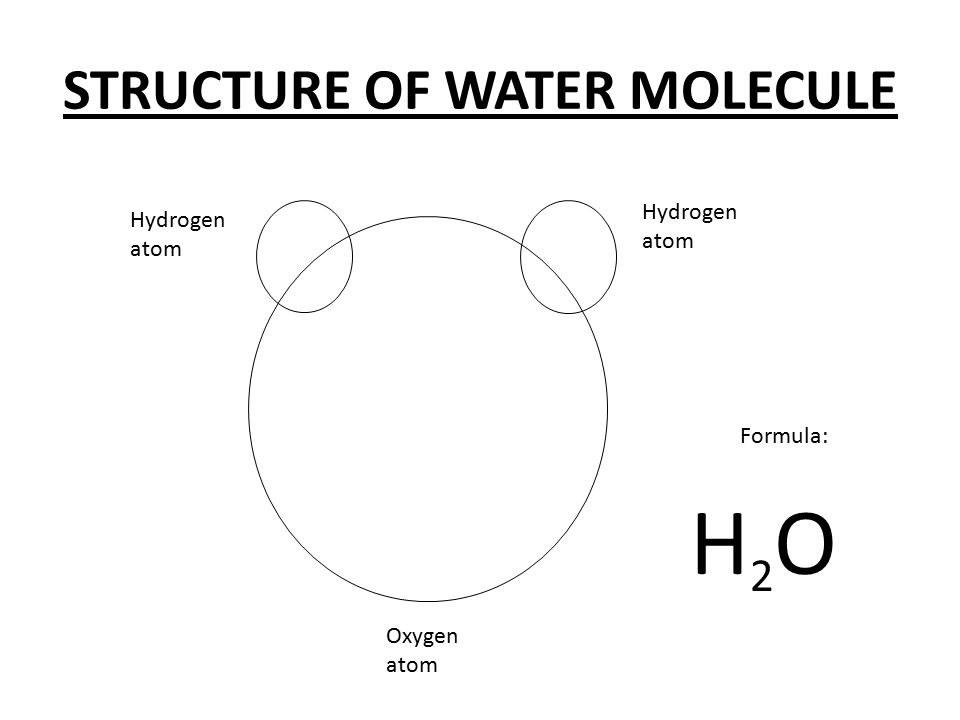 Understanding Water. - ppt video online download