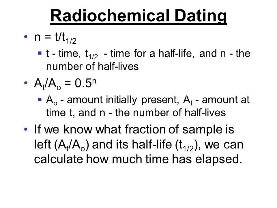 radiochemical-dating-definition-chemistry