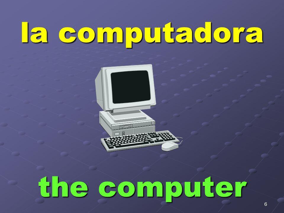 el disquete the diskette