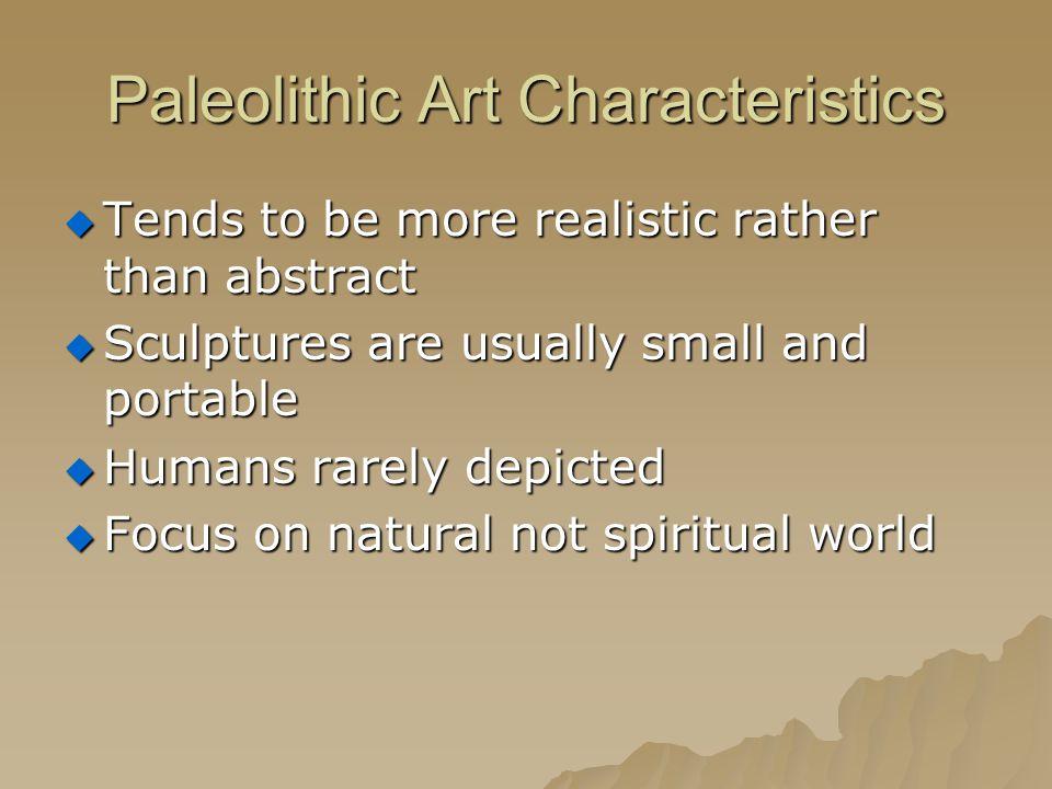 the nature of paleolithic art pdf