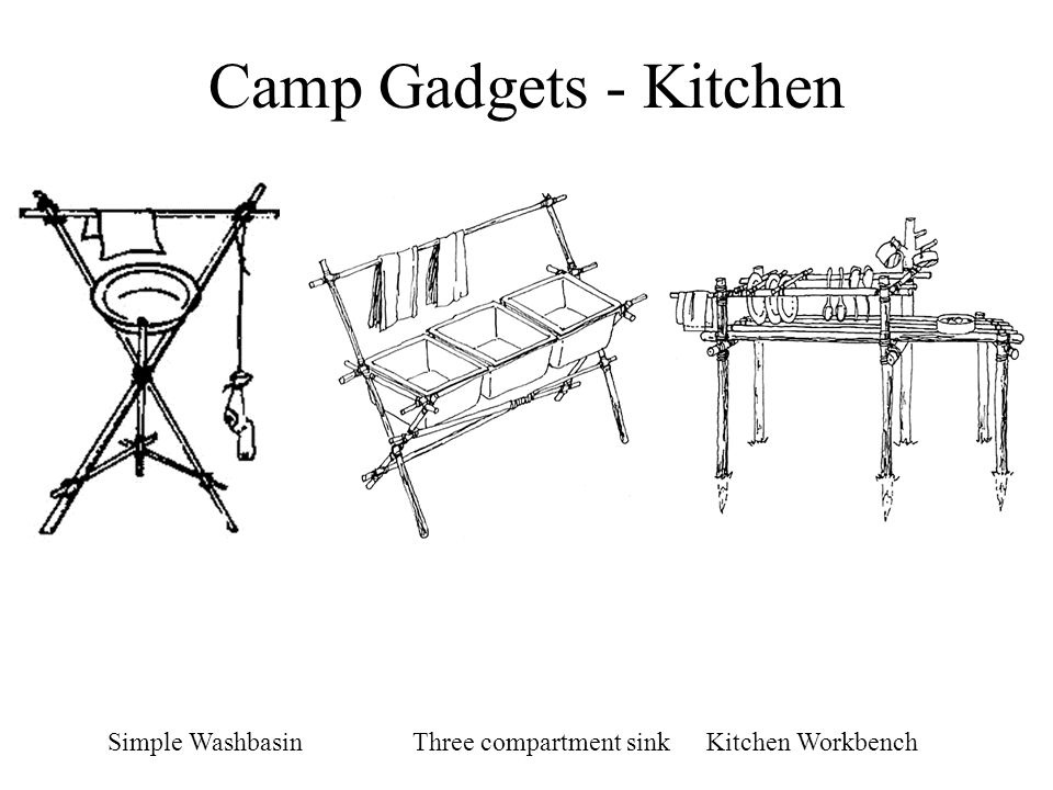 Camp Gadgets Amp Lashing Projects Ppt Video Online Download
