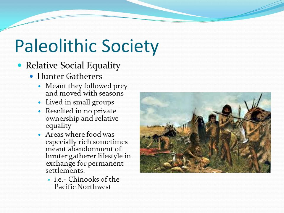 paleolithic to neolithic change over time essay Materials and technologies indicative of neolithic period essay materials and technologies indicative of  essay paleolithic and neolithic cultures.