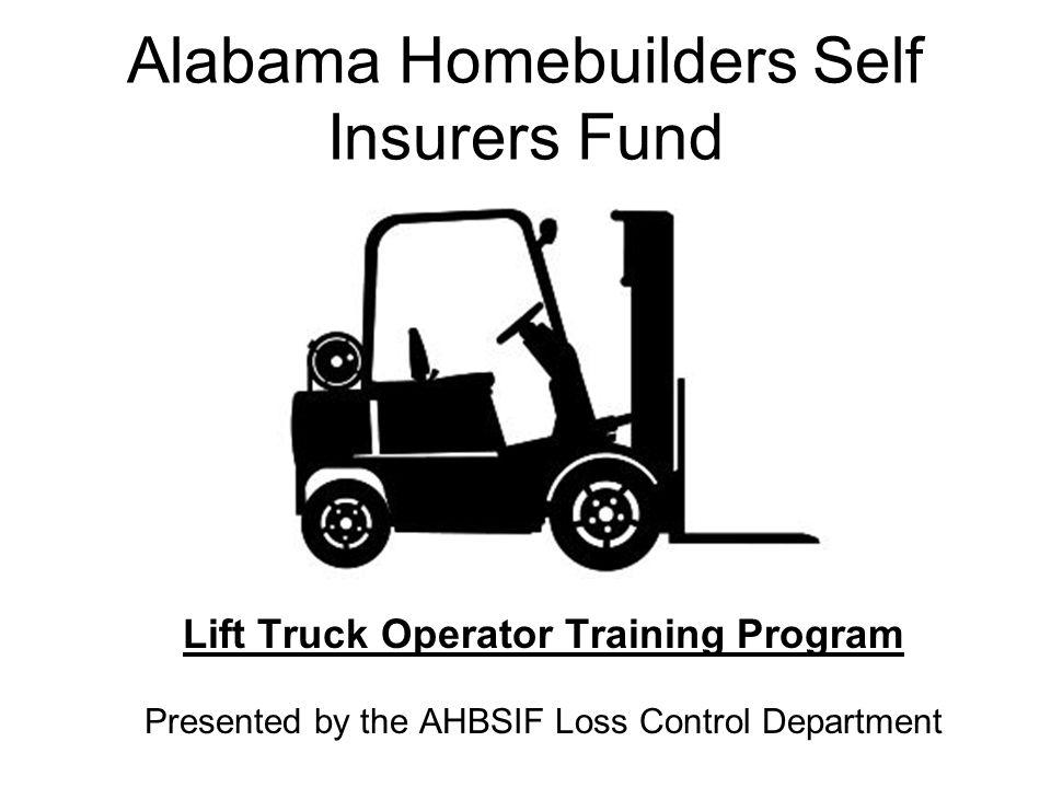 Alabama Homebuilders Self Insurers Fund Ppt Download