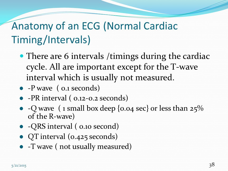 how to read ecg strips how many seconds box