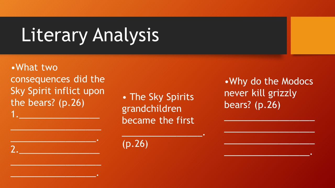 a literary analysis of october sky October sky character analysis october sky is a movie about how a hillbilly accomplished his dream of building rockets and got out from the falling mining hometown named.