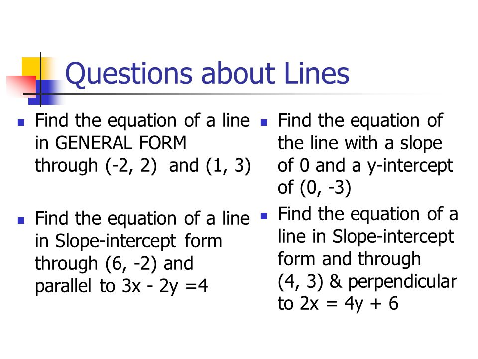 Graphing Lines Dr. Carol A. Marinas. - ppt video online download