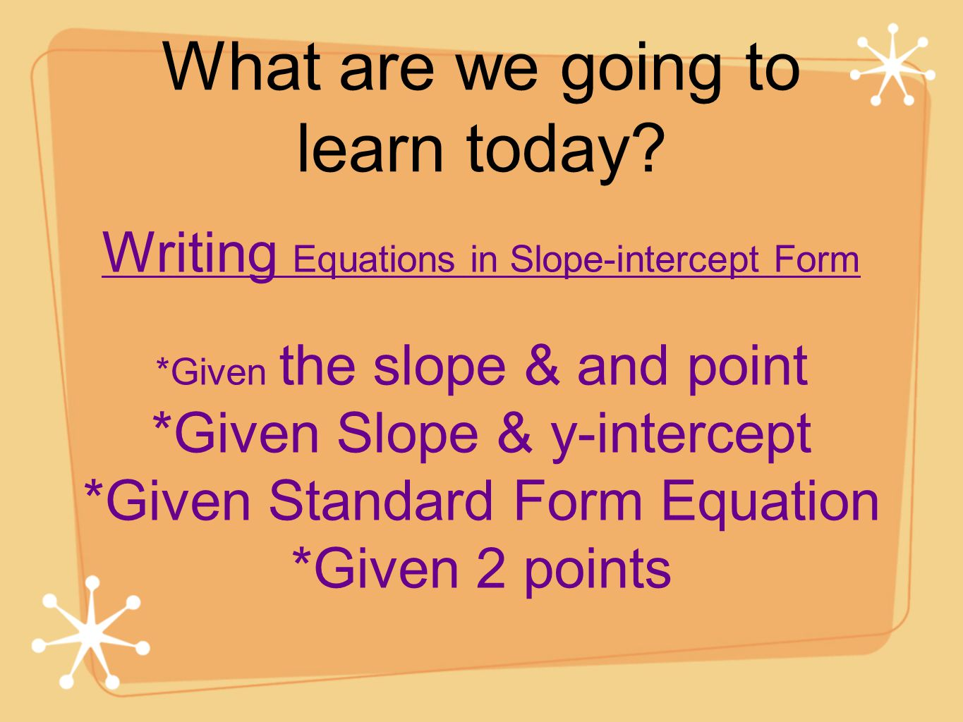 How To Find Slope Given 2 Points By Said Achtouk Jpg Slide26 3 What