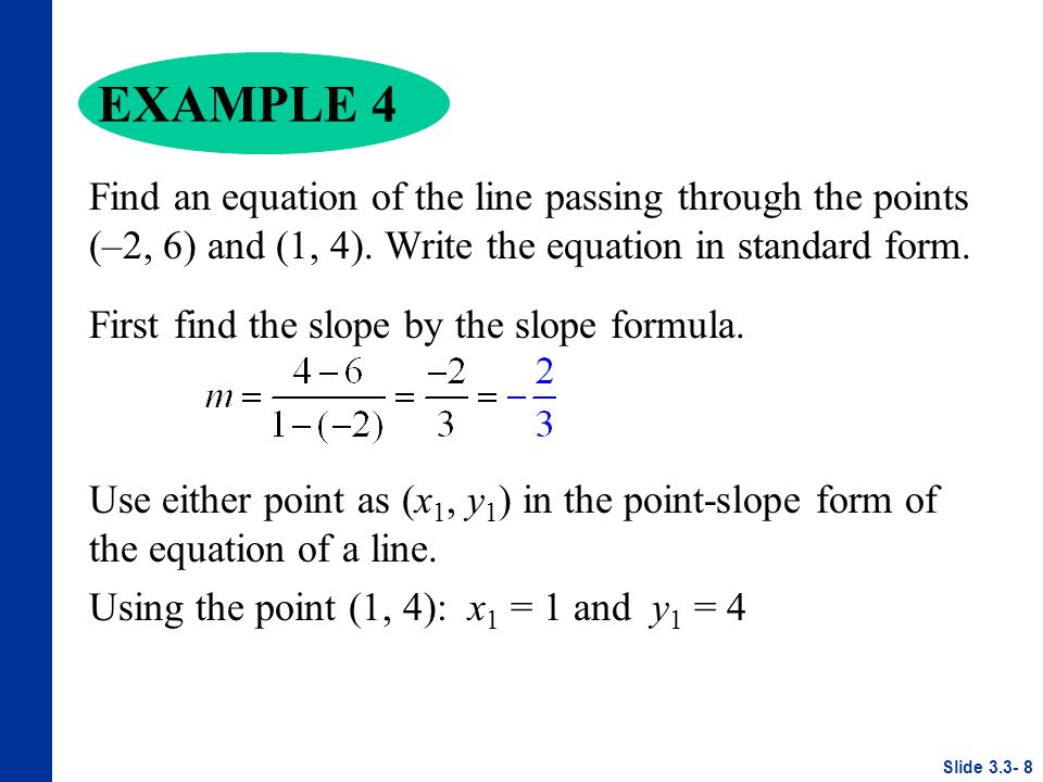 What Is Standard Form Of A Line Dolapgnetband