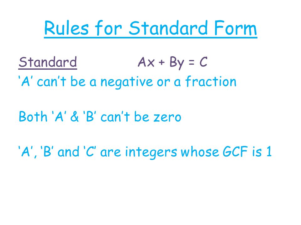 Slope and Linear Equations - ppt video online download