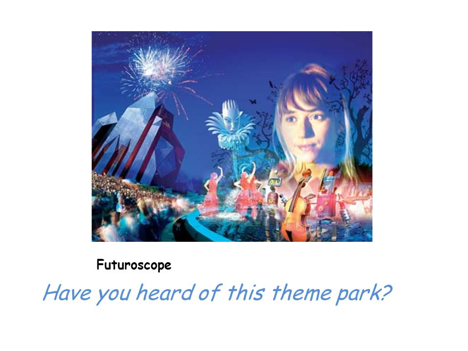 Have you heard of this theme park