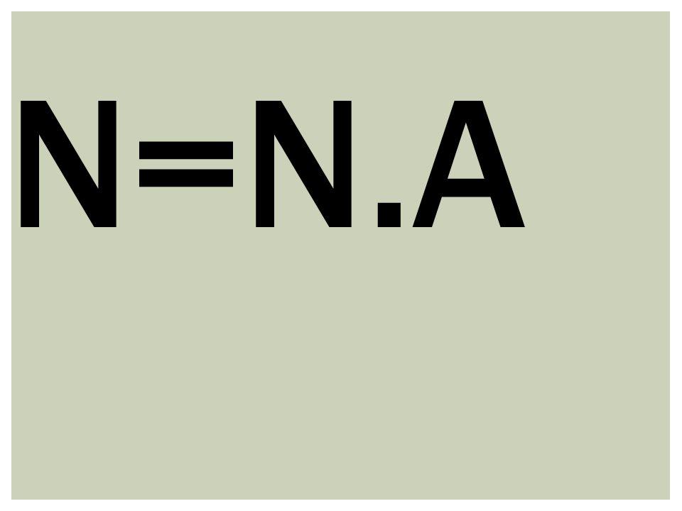 N=N.A