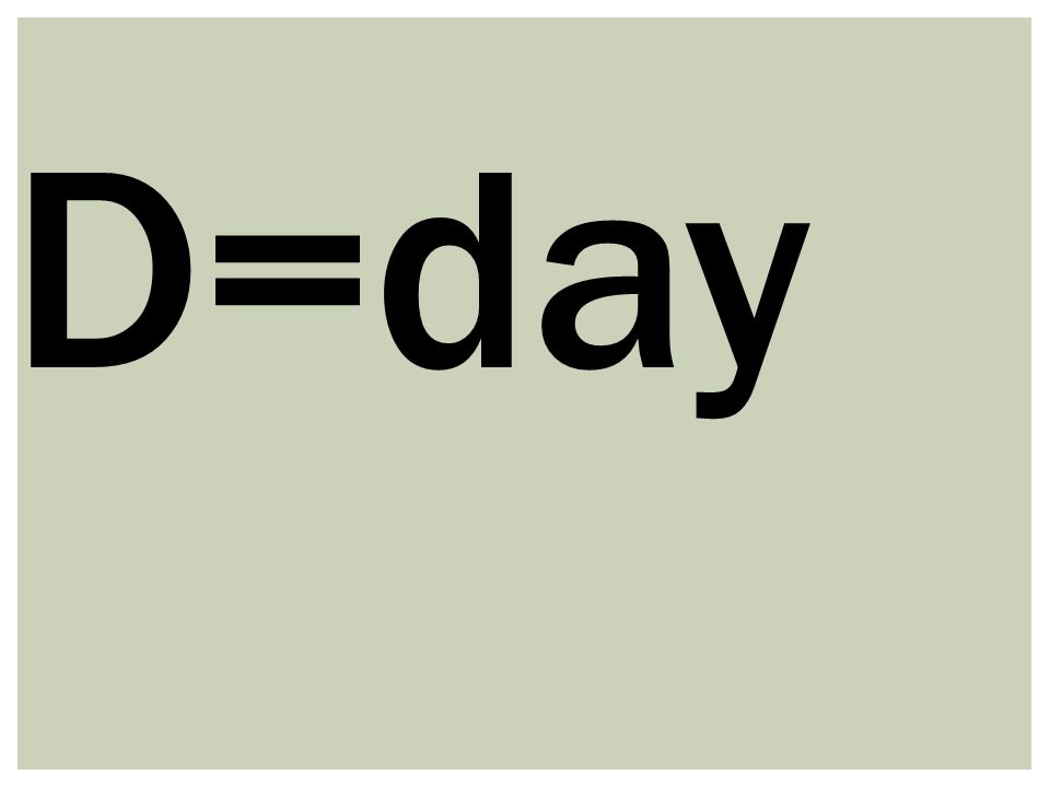 D=day