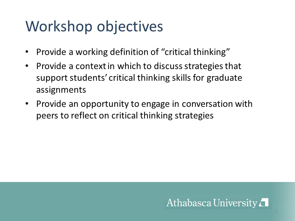 list of strategies that support critical thinking Analyzing / evaluating / interpreting / inferring apply critical reading and thinking strategies bibliography about critical thinking research-based articles to help inform the practice of teaching critical and creative thinking.