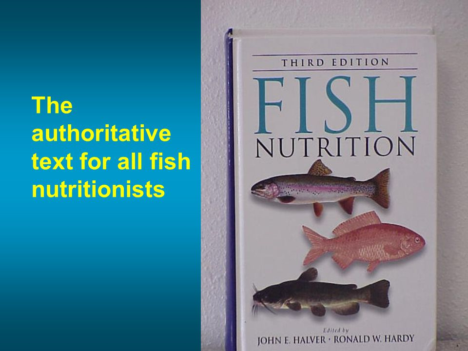 Fish nutrition research differences and similarities with for All fish diet