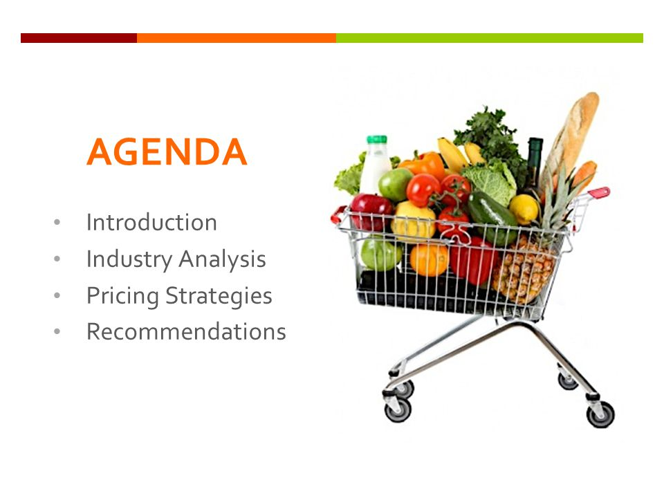 an introduction to the analysis of a supermarket Our store will differ from the traditional grocery store because of our  complete data analysis and  in the retail supermarket industry and.