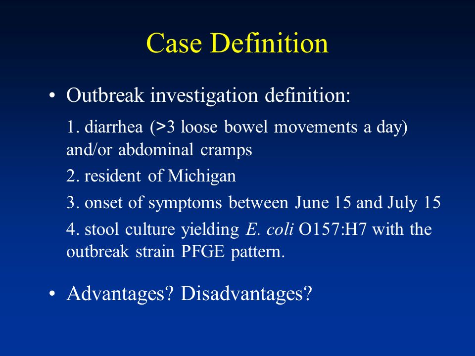 Outbreak Investigation: Discussion Group - ppt download - photo#28