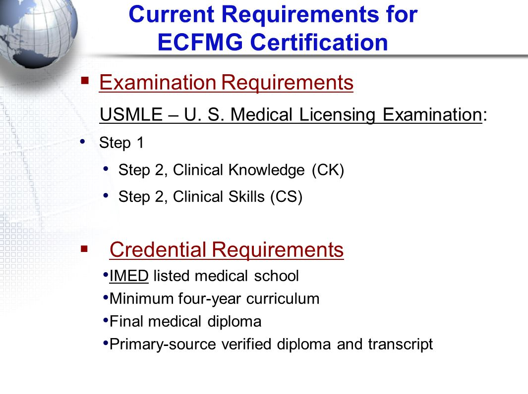 Hapa san francisco ca 21 may ppt video online download current requirements for ecfmg certification 1betcityfo Images