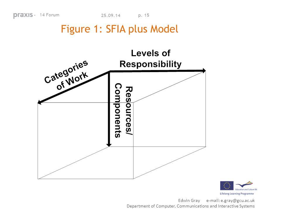how to read sfia framework