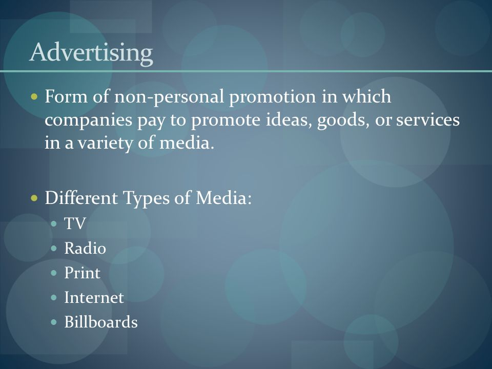 Objectives and Importance of Advertising
