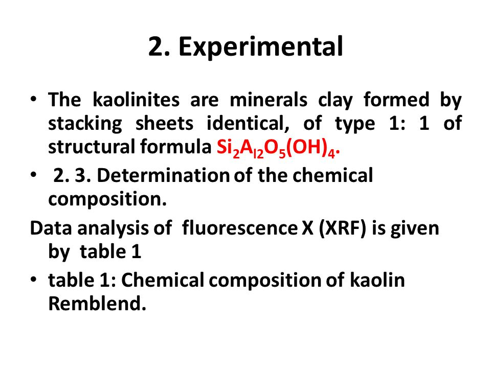 experimental determination of the formula of Based on the methods used and the experimental results, the stoichiometry of the complex of iron (ii) and phenanthroline is 1:3  to: (1) determine the formula of .