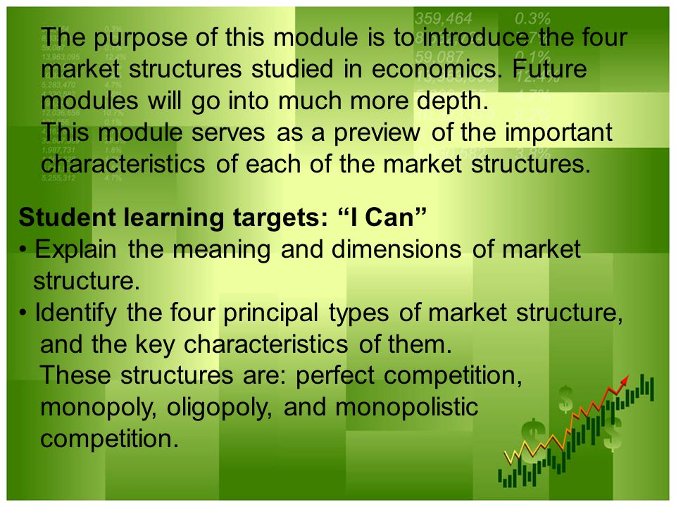 characteristics of each of the four market models Why are there different types of information system in the early days of computing, each time an information system was needed it was 'tailor made' - built as a one-off solution for a particular problem.