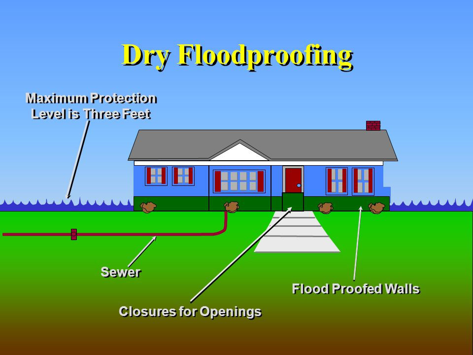 National Nonstructural Flood Proofing Committee Ppt