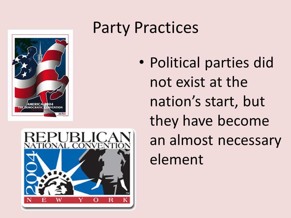 how to become a political party